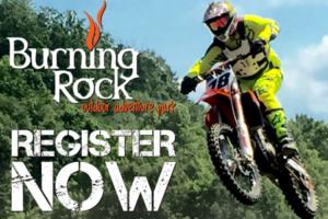Burning Rock, Burning Rock WV, West Virginia, Race, Racing, MX, ATV, Motocross, Moto cross, outdoors, vacation, zipline, fun, thrill, register now